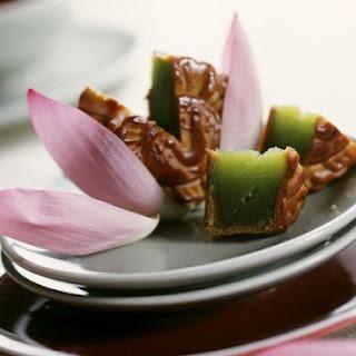 Lotus Seed Paste Cakes