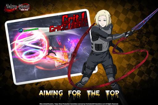 Tokyo Ghoul: Dark War 1.2.13 screenshots 9