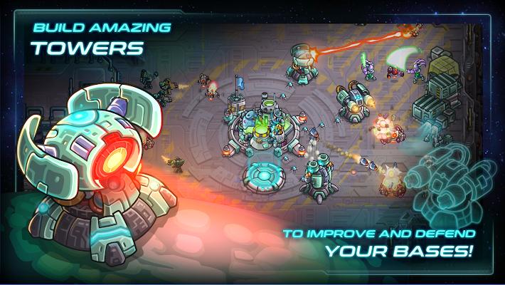 Iron Marines- screenshot
