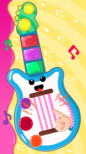 Baby Radio Toy. Capturas de pantalla del juego para niños 2