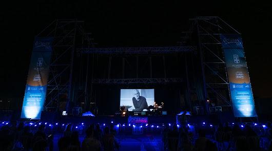 Iván Ferreiro da lustre en Cooltural Go! al otro lado de su repertorio