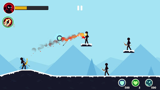 Stickman Archery Master - Archer Puzzle apkdebit screenshots 1