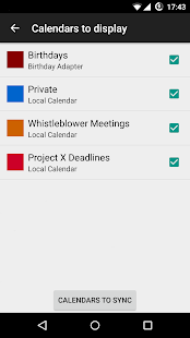 Offline Calendar- screenshot thumbnail