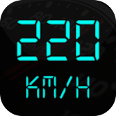 Digital Speedometer HD:SpeedView for Car Bus Train