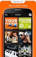 Screenshot of Hotspot.fm - Free Radio