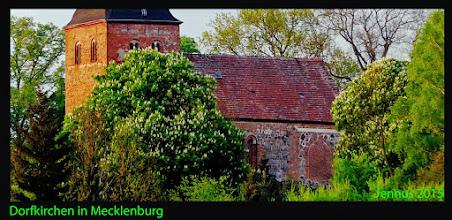 Photo: Geh aus mein Herz und suche Freud...  Dokumentation der Dorfkirchen in Mecklenburg http://url9.de/Wss