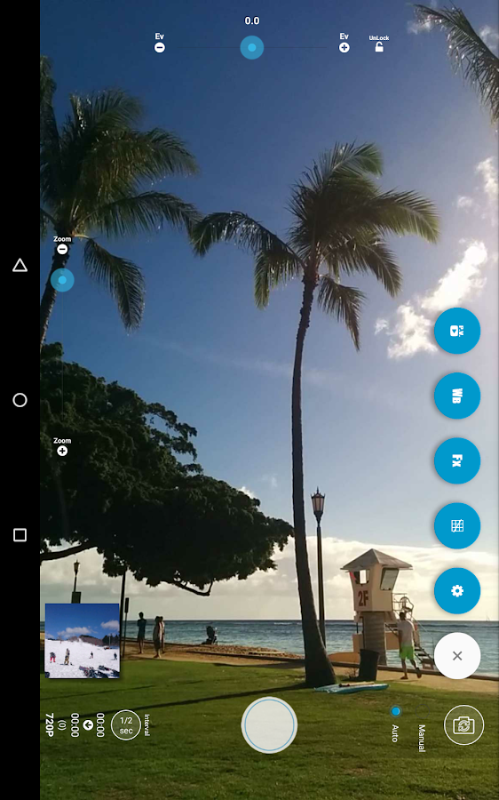 EasyLapse - Time Lapse Camera- screenshot