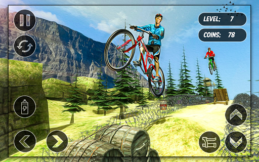 BMX Cycle Race screenshot 3