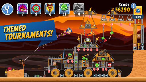 Angry Birds Friends screenshot 17