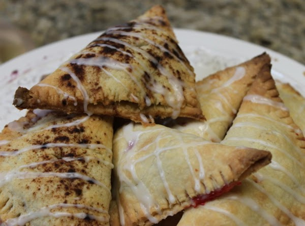 Easy As Pie Turnovers Recipe