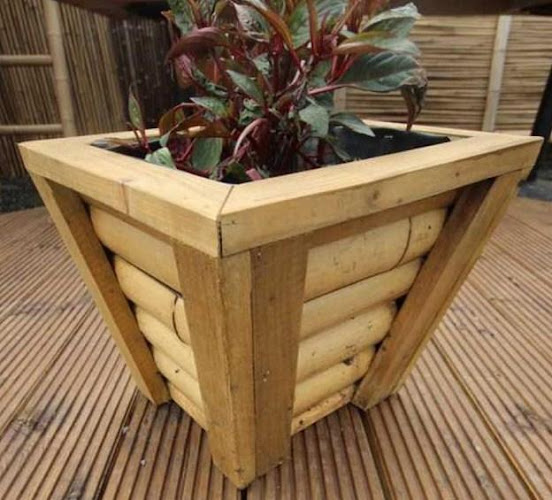 Diy Bamboo Craft Ideas