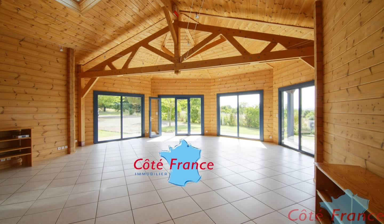 Villa avec terrasse Lagraulet-du-Gers