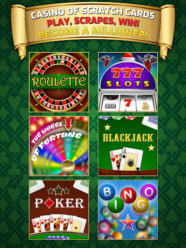 Casino of Scratch Cards 1.1.3 10