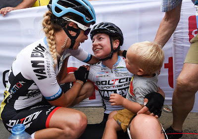 Mieke Docx wordt zesde in openingsetappe van Tour de l'Ardèche