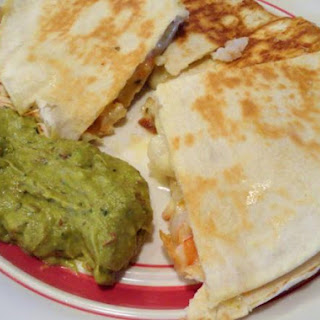 Cilantro Lime Shrimp Quesadilla Recipes