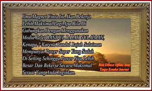 Magnet Cinta No 1 Di Dunia Paling Ampuh - náhled