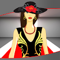 Fashion Model Dress Up Games icon