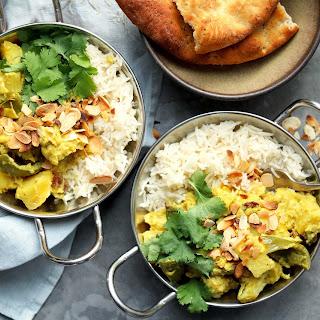 Vegetable Korma.