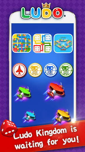 Ludo Game: Kingdom of the Dice, Pachisi Masters 1.3501 screenshots 7
