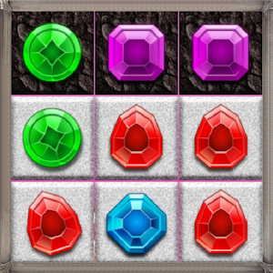 Jewels HD Match 3 for PC and MAC