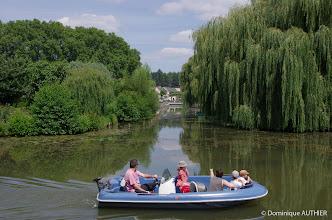 Photo: Balade en bateau électrique