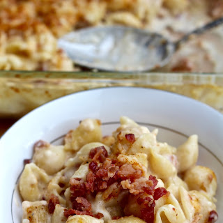 Grown Up Mac and Cheese with Smoked Gouda and Bacon Recipe