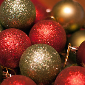 Ready for Christmas by Rick Touhey - Public Holidays Christmas ( christmas decorations, christmas, decorations,  )