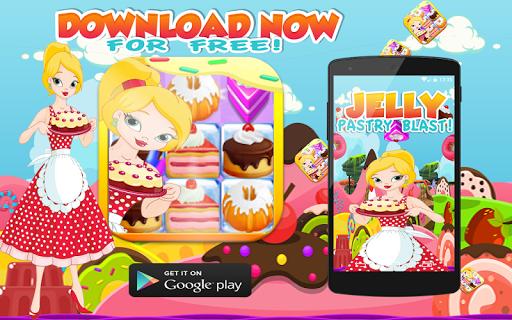 Jelly Pastry Blast