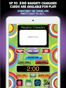 Naughty Charades Party Game- screenshot thumbnail