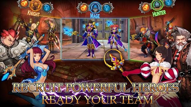 Ultima Phantasia- screenshot