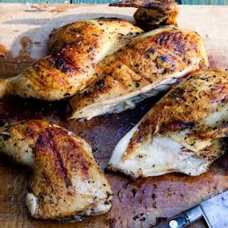 Grilled Greek Chicken.