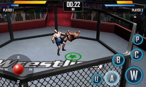 Real Wrestling 3D App Download For Android and iPhone 4