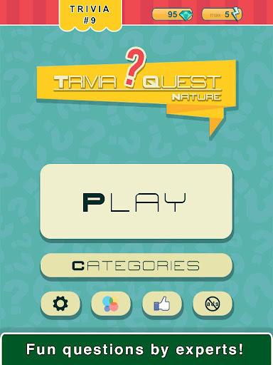 玩免費益智APP|下載Trivia Quest™ Nature Trivia app不用錢|硬是要APP