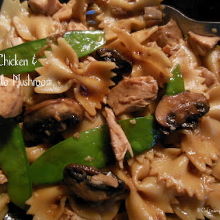 Chicken Portobello Mushroom Pasta Recipes