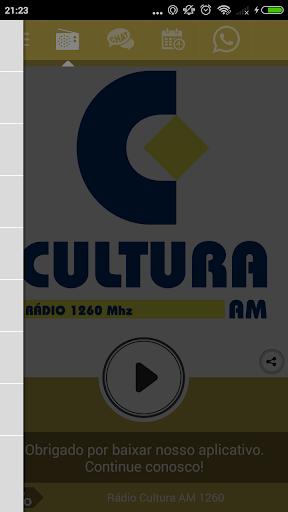 Rádio Cultura AM 1260