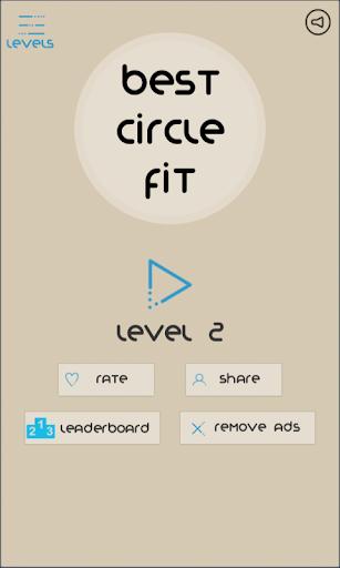 Best Circle Fit