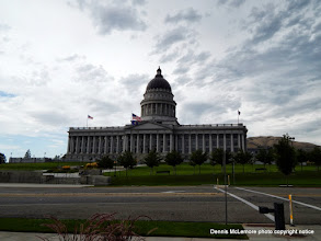 Photo: State of Utah Capitol building