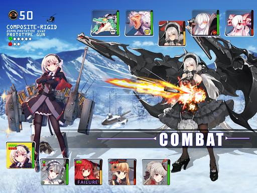 Panzer Waltz:Best anime game 1.12 Mod screenshots 2