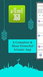 Islam 360 Apk – Prayer Times, Quran , Azan & Qibla 1