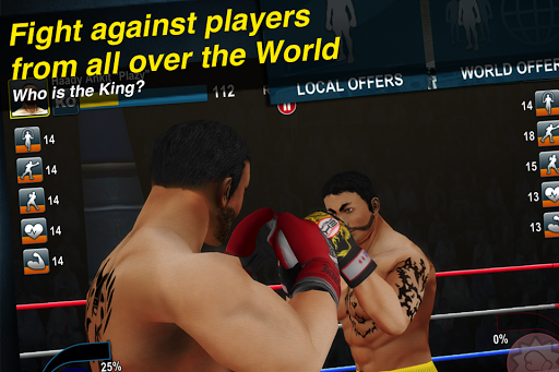 World Boxing Challenge 1.1.0 screenshots 1