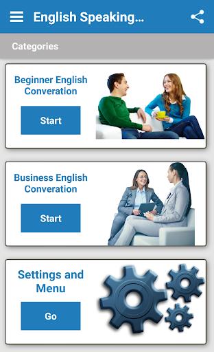 English Speaking Practice 1.1.6 Screenshots 2