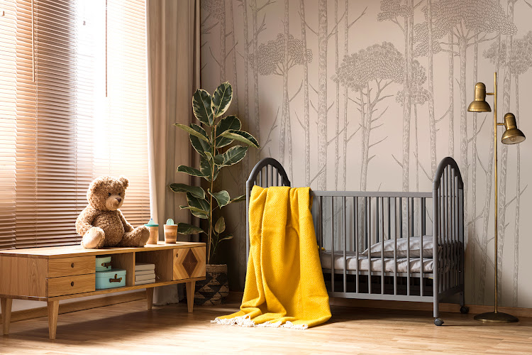 Secret Garden wallpaper collection from Aureum Design and Maison Wallcoverings.