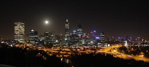 Photo: Skyline von Perth