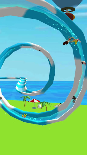 Waterpark: Slide Race 1.0.8 screenshots 5