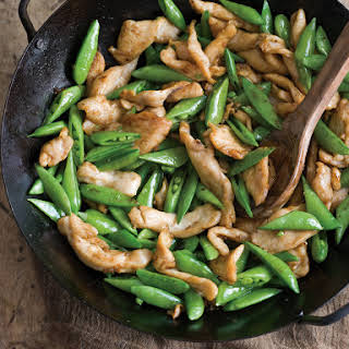 Sugar Snap Peas Chicken Stir Fry Recipes.