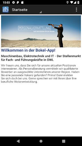 Bokel-App 2.4 screenshots 1