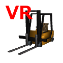 VR Forklift Simulator Demo icon
