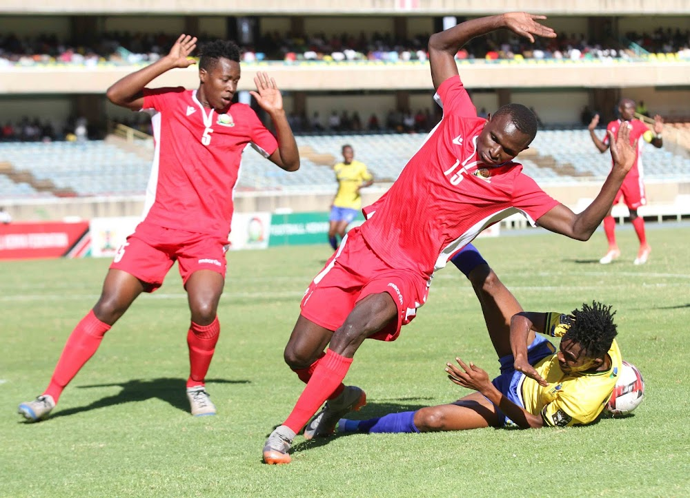 Kenya risk ban if they skip Afcon qualifiers