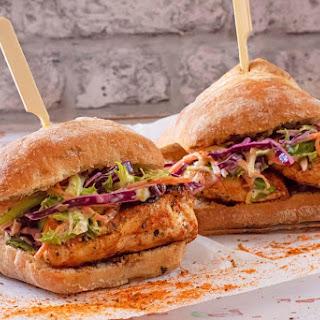 Chicken Breast Burger Recipes.