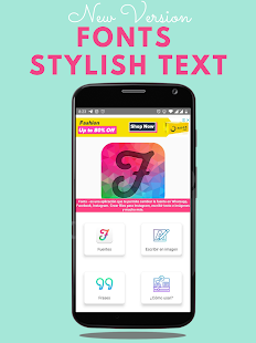 App Fonts - Stylish Text & Cool Fonts APK for Windows Phone